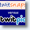 TwitSnaps vs.TwitPic - Better Photosharing App?